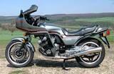 Honda CBX 1984