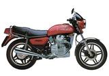 Honda CX 500 A 1984
