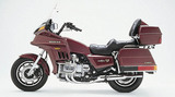Honda GL 1200 Interstate Gold Wing 1984