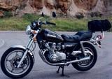 Suzuki Gs 550 L 1984
