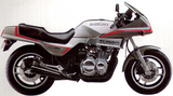 Suzuki XN 85 Turbo 1984
