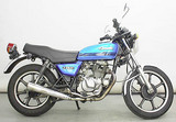 Kawasaki Z 250 C 1983