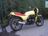Kawasaki Z 550 F 1983