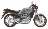Yamaha XZ 550 1983