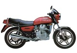Honda CX 500 B 1982
