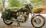 Kawasaki Csr 1000 1982