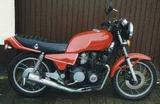 Yamaha XJ 650 1982