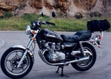 Suzuki Gs 550 L 1981