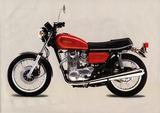 Yamaha XS 650 H 1981