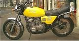 Benelli 500 Quattro 1980