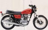 Yamaha XS 650 G 1980