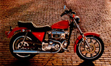 Harley-Davidson XLH 1000 Sportster 1979
