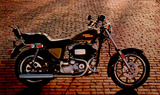 Harley-Davidson XLS 1000 1979
