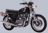Yamaha XS 650 F 1979