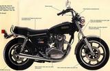 Yamaha XS 650 SF 1979
