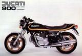 Ducati 900 SD Darmah 1978