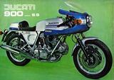 Ducati 900 SS 1978