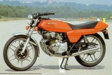 Moto Guzzi 254 1977