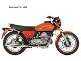 Moto Guzzi V 50 I 1977