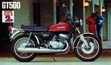 Suzuki GT 500 1977