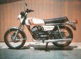 Yamaha RD 250 1977