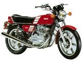 Yamaha XS 500 1977
