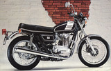 Yamaha XS 650 D 1977