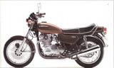 Kawasaki Z 750 1976