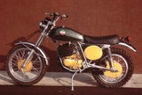 Laverda 250 Chott 1976