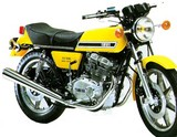 Yamaha XS 500 1976