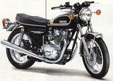 Yamaha XS 650 C 1976