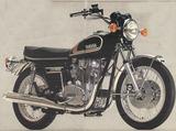 Yamaha XS 650 B 1975
