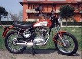 Ducati 350 Scrambler 1974