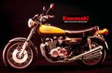 Kawasaki Z1A 1974