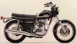 Yamaha XS 650 A 1974