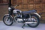 Triumph T 100 R 1973