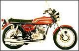 Kawasaki Mach III H 1C 1972