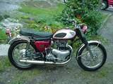 Kawasaki W 2 (SS) 1970