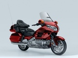 Honda GL 1800 Gold wing Deluxe 2008