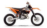 KTM 200 XC 2008