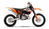 KTM 200 XC-W 2008