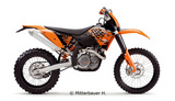 KTM 450 EXC-R 2008