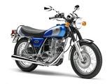 Yamaha SR 400 2008