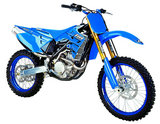 TM Racing MX 450 F 2007