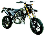 TM Racing SMM 125 Black Dream 2007