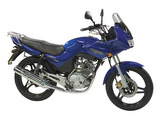 Yamaha Ybr 125 Diversion 2007