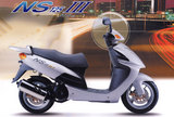 Daelim NS 125 Dlx 2006