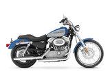 Harley-Davidson XL 883C Sportster Custom 2006