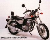 Jawa 350 Chopper 2006