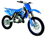 TM Racing MX 125 2006
